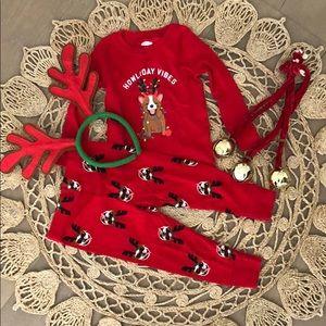 Christmas set pajamas